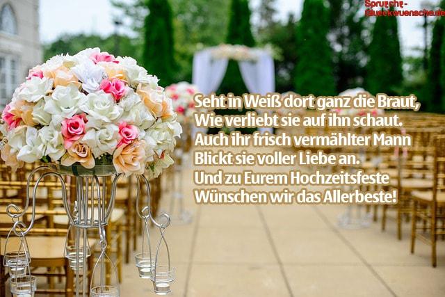 Lll Hochzeitssprüche Die Besten Sprüche An Das Brautpaar