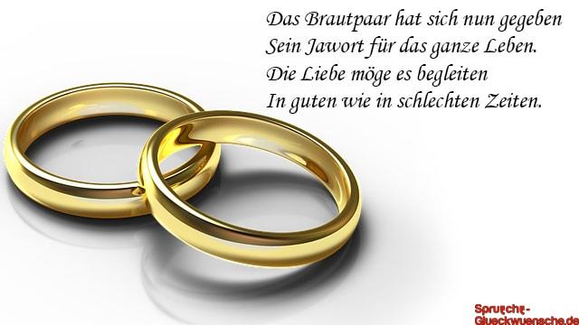 Hochzeitsglückwünsche Karte Kurz.Lll Hochzeitssprüche Die Besten Sprüche An Das Brautpaar Für Karten