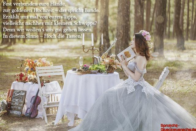 Lll Sprüche Zur Goldenen Hochzeit Schöne Und Weise Sprüche