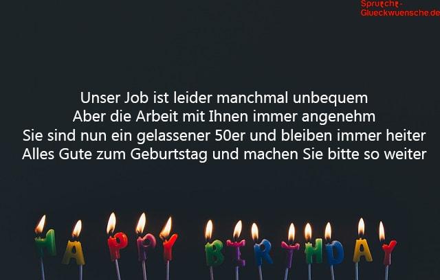 Lll Sprüche Zum 50 Geburtstag Lustige Und Originelle