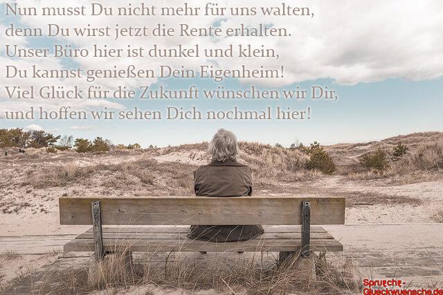 Lll Gedichte Zum Ruhestand Verse Und Reime Zum